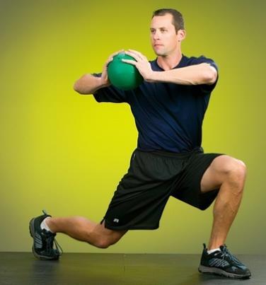 O treinamento de força com o de equilíbrio