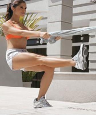 Termos básicos de uma atividade de ginástica localizada