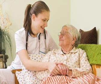 Trabalham em hospitais, clínicas, serviços sociais, ou ainda em domicílios