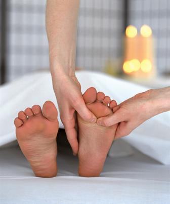 Massagem é usada no Oriente há milhares de anos.