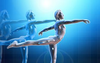 Posição anatômica é a posição em que o corpo está em posiç&#