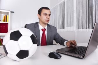 A figura do empresário no futebol