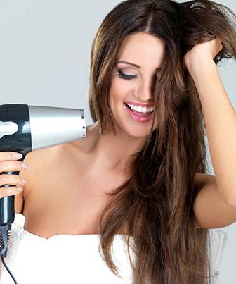 O cabelo é formado por três componentes