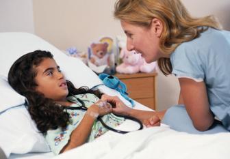 Assistência de enfermagem em pediatria