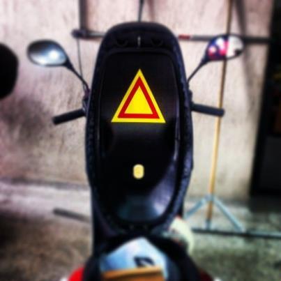 A importância da sinalização em acidentes