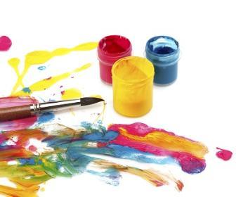 O  desenho e a pintura são importantes ferramentas para desenvolver nas crianças