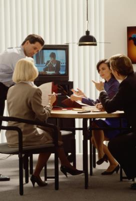 ambiente organizacional interno de uma empresa