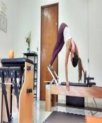 Pilates studio - Cadillac