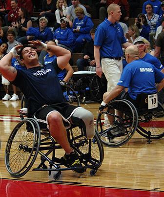 Esporte para cadeirante já é realidade em torneios