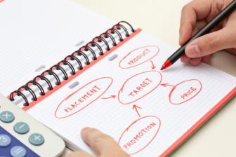 desenvolvimento do plano de marketing - gestor de relacionamento