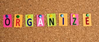 A organização pessoal reflete na vida profissional