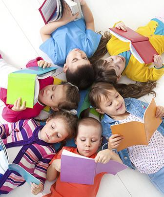 As crianças são ensinadas para o cultivo das potencialidades individuais