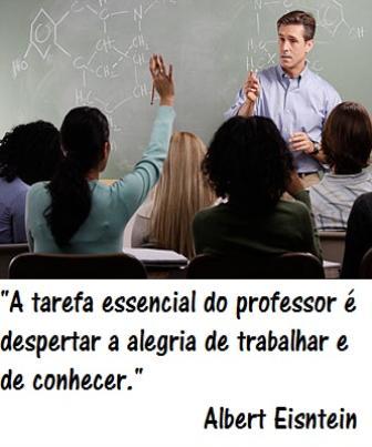 Formação teórica e prática do professor