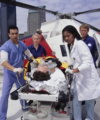 Emergência é uma situação de risco ao paciente