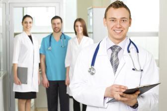 Equipe de cirurgiões