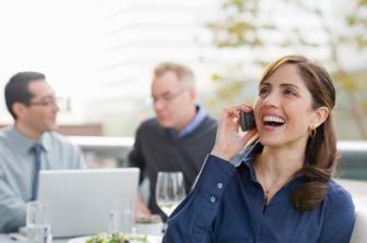 relacionamento telefônico com os clientes