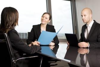 Recepção/Abertura em uma Entrevista de Emprego