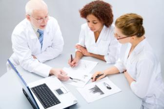 Classificação da auditoria de enfermagem