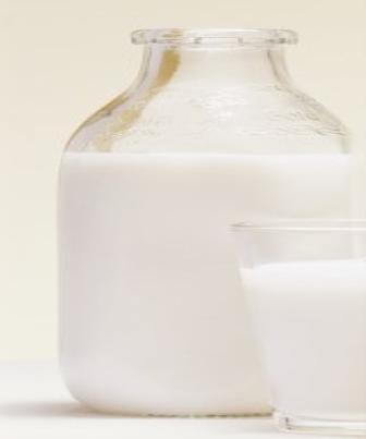 A densidade do leite fornece informações sobre a quantidade de gordura