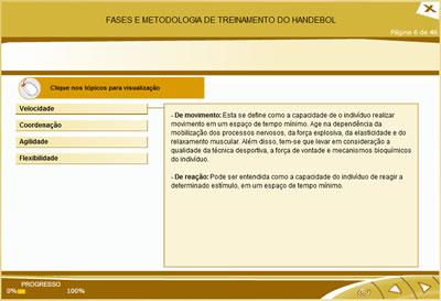Curso Online de Handebol Básico