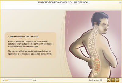 Curso Fisioterapia em Cervicalgias
