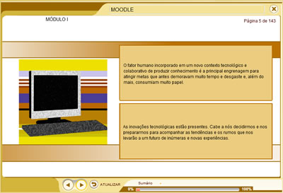 Curso Moodle
