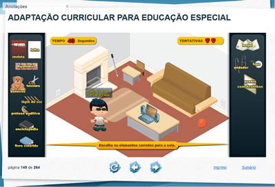 Curso Adaptação Curricular para Educação Especial