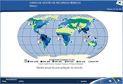 Curso Gestão de Recursos Hídricos