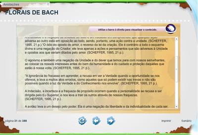 Curso Florais de Bach