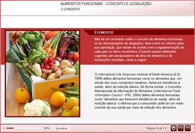 Curso Alimentos Funcionais