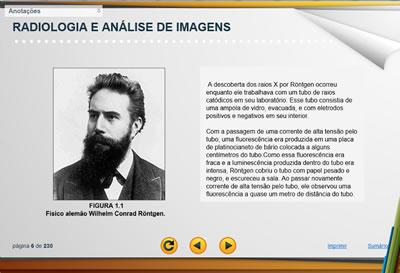 Curso Radiologia e Análise de Imagens