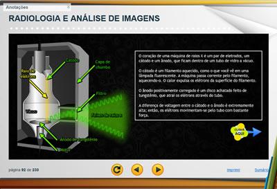 Curso Online de Radiologia e Análise de Imagens