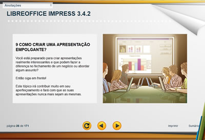 Curso LibreOffice Impress