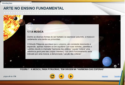 Curso Arte no Ensino Fundamental