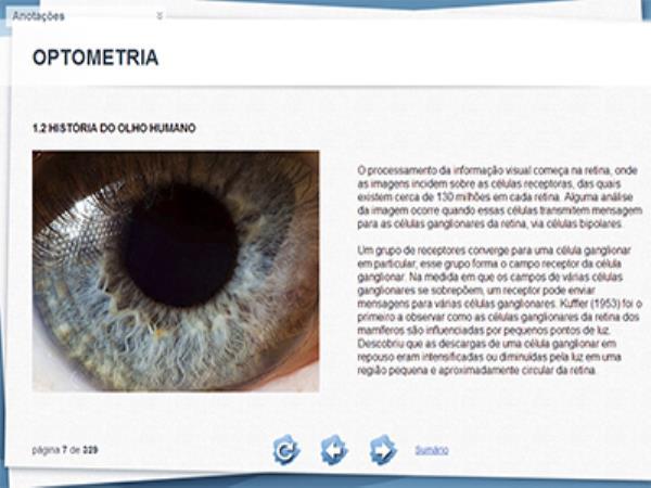 Curso Optometria