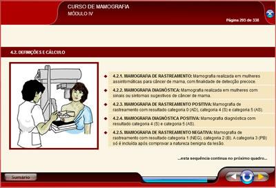 Curso Mamografia