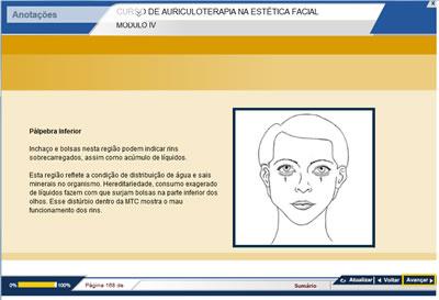 Curso Auriculoterapia na Estética Facial