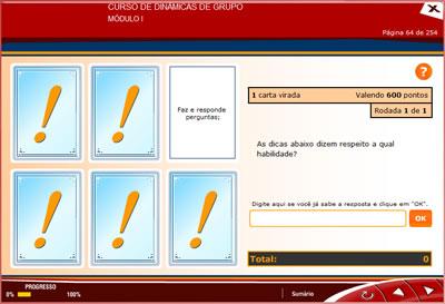 Curso Dinâmicas de Grupo