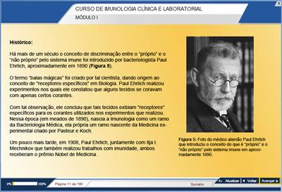 Curso Imunologia Clínica Laboratorial