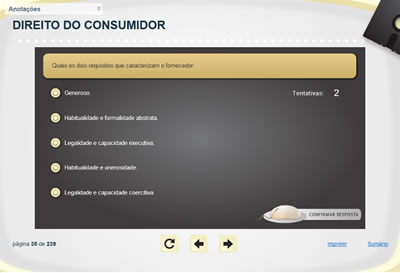 Curso Direito do Consumidor