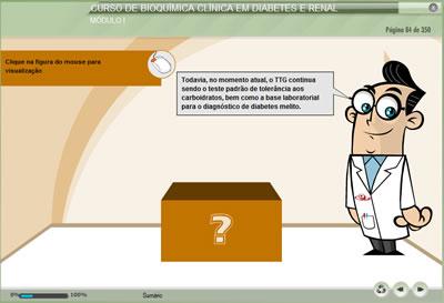 Curso Bioquímica Clínica em Diabetes e Renal