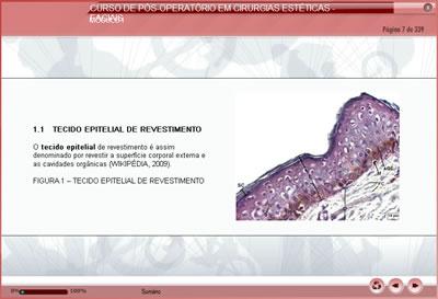 Curso Pós-operatório em Cirurgias Estéticas - Faciais