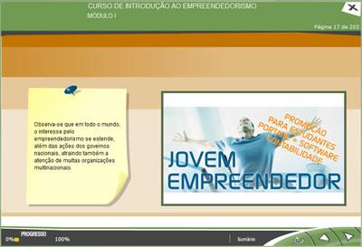 Curso Introdução ao Empreendedorismo