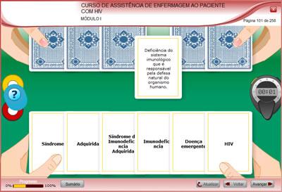 Curso Assistência de Enfermagem ao Paciente com HIV