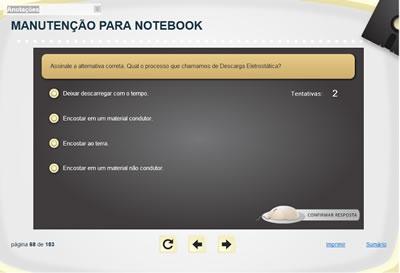 Curso Manutenção para Notebook