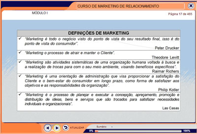 Curso Marketing de Relacionamento