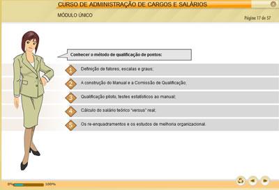 Curso Administração de Cargos e Salários