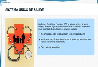 Curso Sistema Único de Saúde