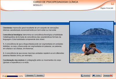 Curso Psicopedagogia Clínica