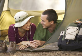 Acampamentos e Colônias de Férias: O Trabalho e a Montagem